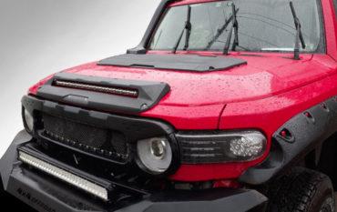 Toyota Fj Cruiser Accessories >> Offroad Garage Air Intake System For Fj Cruiser